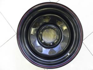 Диск колесный черный 6x139.7 R16 6x8 ET19 PCD110