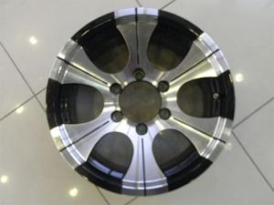 Диск колесный LF114  R16 ET-0 Q110 1675-639 Black Full