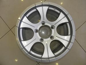 Диск колесный LF ET-13 Q110 R16 1675-539 серебро